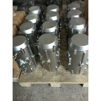 不锈钢双作用气动执行器 无锡石油石化阀门执行器