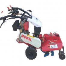 柴油微耕松土机型号 丘陵地带使用柴油微耕松土机 润丰