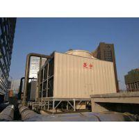 供应河南菱宇1750吨方形横流式玻璃钢冷却塔