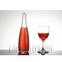 玻璃葡萄酒瓶 洋酒瓶厂家 红酒玻璃瓶