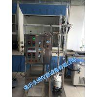 东营滨州海阳实验室常减压玻璃精馏装置玻璃精馏塔分馏头