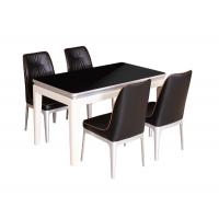 诗尼曼餐厅家具,好看又实用的餐桌餐椅组合