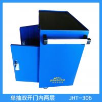 供应维修工具车 生产车间工具柜 泰安厂家 低价供应零件置物柜