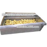 马铃薯清洗机_鑫利达食品机械_马铃薯清洗机价格