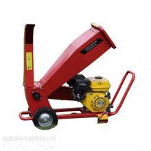 果树枝条破碎机规格 减少劳动力的果树枝条破碎机 润丰机械