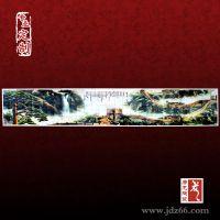 景德镇陶瓷定做长城瓷板画