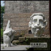 石雕大理石现代人物爱因斯坦科学家雕塑校园摆件