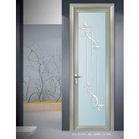 德兰菲诺慕纳斯铝合金平开门客厅阳台室内门环保隔音钢化玻璃