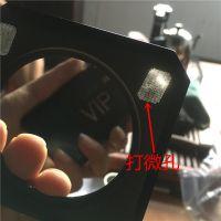 专业激光打孔/手机喇叭孔加工/不锈钢圆管激光打小孔微孔加工