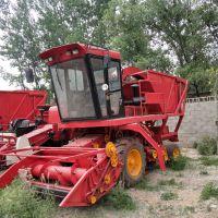 多功能玉米秸秆收割粉碎机 皇竹草收集机 青贮还田机