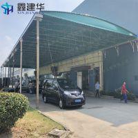 芜湖南陵县户外活动雨棚布 钢结构固定遮阳蓬 大型帐篷式房屋搭建