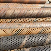 新出219mm桥式滤水管壁厚6个多少钱一米、Q235B材质 井壁管 实体老店