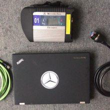 奔驰C5原厂检测仪 奔驰C4诊断电脑 支持中英文