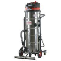 威德尔WX-3610P烤箱内部玻璃纤维铁渣细粉清理工业专用干湿两用吸尘器