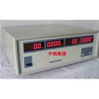 中西(LQS特价)单相电参数测量仪(中西器材) 型号:HW5/1200A库号:M215566