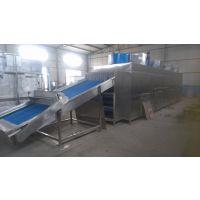 供应源海HG2300型芥菜缨连续烘干机|真空干燥机