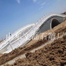 江西大坝桥梁花岗岩防护栏 简易石栏杆扶手