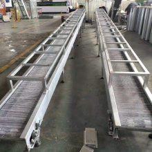 耐高温特氟龙网带输送带德隆非标定制输送机运输机小型传送机生产流水线