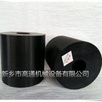 高通振动筛橡胶弹簧减震弹簧橡胶减震柱黑色减震垫