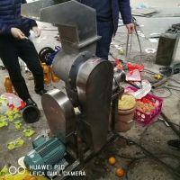 螺旋压榨机 生姜破碎榨汁机 河南厂家供应蔬菜螺旋榨汁机价格
