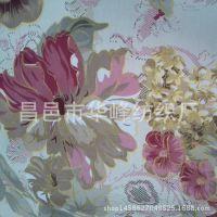 40S喷气织造 活性印花床上用品布 斜纹133*72印花布