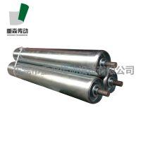 供应ZSDX01流水线托辊铁镀锌辊筒无动力滚筒