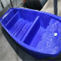 斯伯佳塑料渔船湖蓝色6米厂家直销