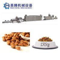 宠物饲料养殖专业设备 多功能饲料机械 济南饲料膨化机