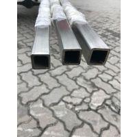 南京25x25x2.8厚304不锈钢方管
