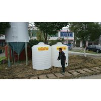 江西赣州市15吨防腐水箱生活用塑料水箱厂家直销多少钱一个