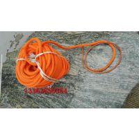 防潮蚕丝消弧绳 安全电力牵引绳 电力施工牵引绳汇能