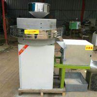 绿色健康粮食电动石磨面粉机 手工凿刻电动面粉石磨