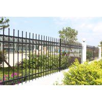 德州喷塑草地护栏,德州锌钢围栏栅栏,仿木纹河道围栏HC,Q235组装围墙护栏,