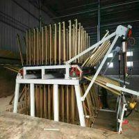 MY2500X1250X20木工机械专用多排实木拼板机 翻板式气动油压拼板机