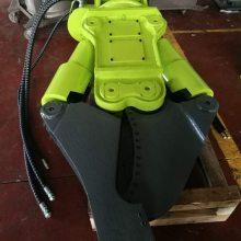 挖掘机挖掘机液压剪 拆迁专用液压剪 济宁艾迪机械