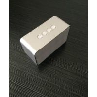 专业定制加工铝合金边框 铝合金音箱外壳