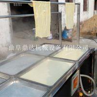 鼎达供应不锈钢腐竹油皮机 豆制品加工油皮机 高效率