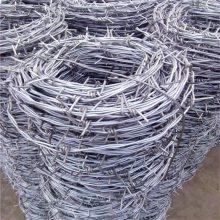钢丝刺线 芒刺线 刺绳生产厂