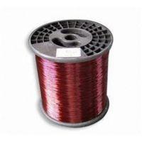 聚酯漆包铝线,qz-155级0.10-3.00mm漆包线规格型号