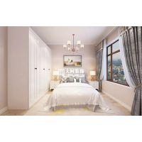 大树装饰 恒祥空间 两室 美式风格
