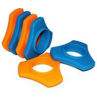 定制麦克风硅胶保护套 话筒防摔套 防震尾套三角防滚胶套