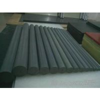 新疆乌鲁木齐绝缘材料厂家品牌直销耐燃耐磨PVC棒耐腐蚀绝缘棒