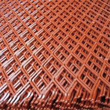 防滑钢笆网批发 脚踏钢笆网规格 镀锌钢板网