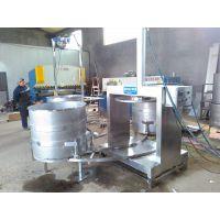 正康ZK-400L甘蔗立式桶式液压压榨机