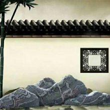 厂家定制泰山石切片 可现场挑选摆景石 规格齐全造型纹路多泰山石