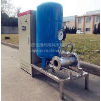 大荔全自动变频恒压无负压供水设备 大荔自来水二次加压恒压给水系统 RJ-L823