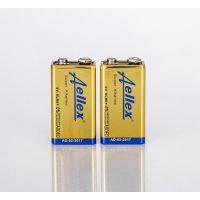 9V电池 碱性6LR61 1只装 一次性 万用表 电量大家用仪表