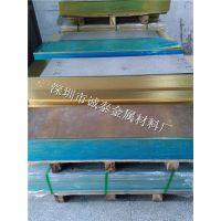 供应黄铜大板厚度0.8 1.0mm 国标H65高精黄铜板直销