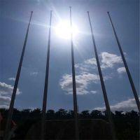 金聚进 户外不锈钢旗杆9米公司企业酒店旗杆订制锥形 旋转国旗杆