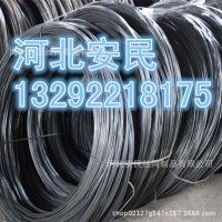厂家供应黑铁丝 圆形淬火黑铁丝12#18# 建筑用 工艺品两种质量规格全